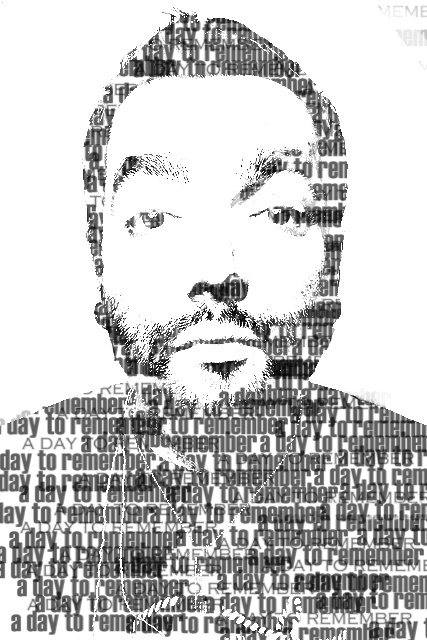 Jeremy McKinnon text face