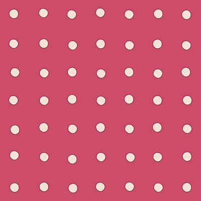 Buy Cath Kidston For Harvey Maria Spot Vinyl Floor Tiles, Red, Pack of 12 online at JohnLewis.com - John Lewis