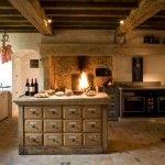 Découvrez ces idées déco pour aménager une cuisine rustique!