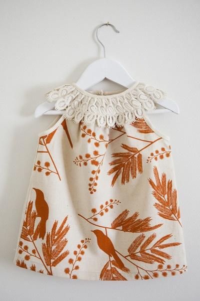 twiglet eartha dress by ink & spindle