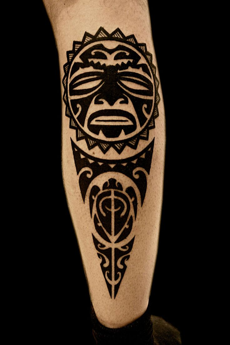 Marquesan Tattoo Art Marquesan Tattoo by