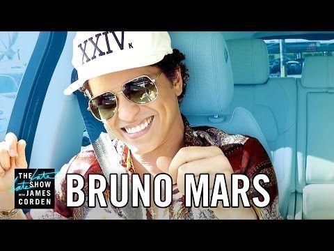 Bruno Mars Carpool Karaoke   Video
