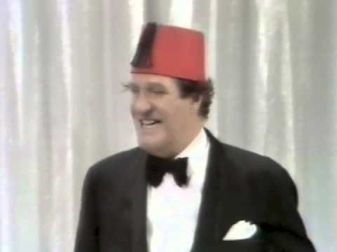 The Magic Of Tommy Cooper: Tribute To A Comic Genius - YouTube