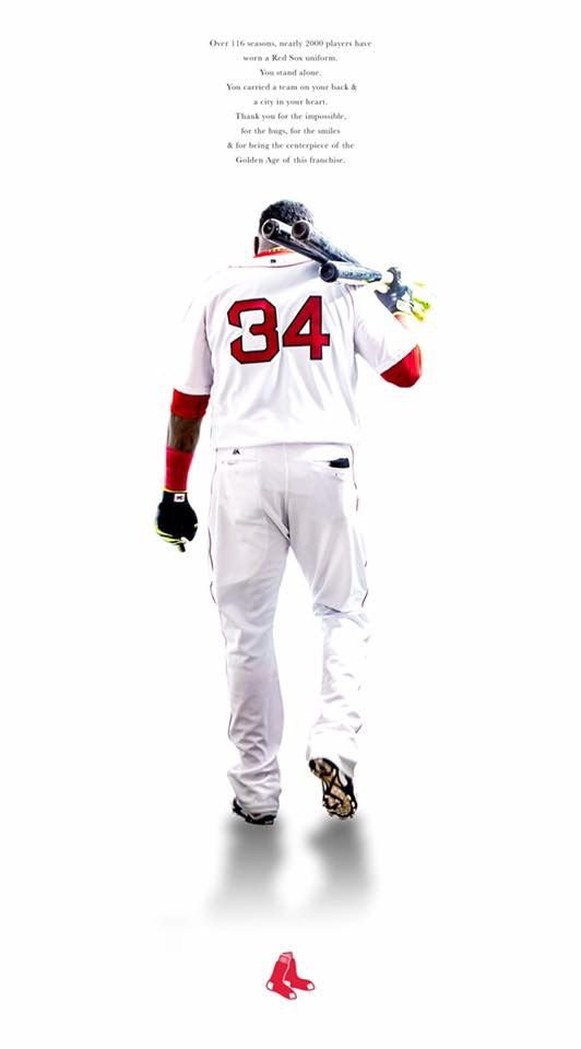 Big Papi - Boston Red Sox