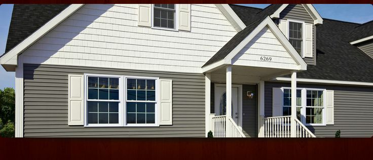 White Shake Siding On Gable Remodel Siding And Gable