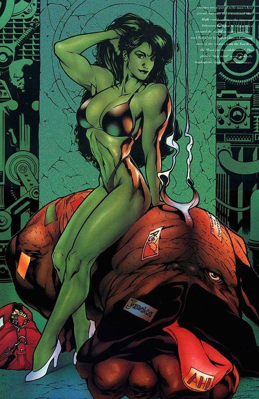 pichers of she hulks boobs