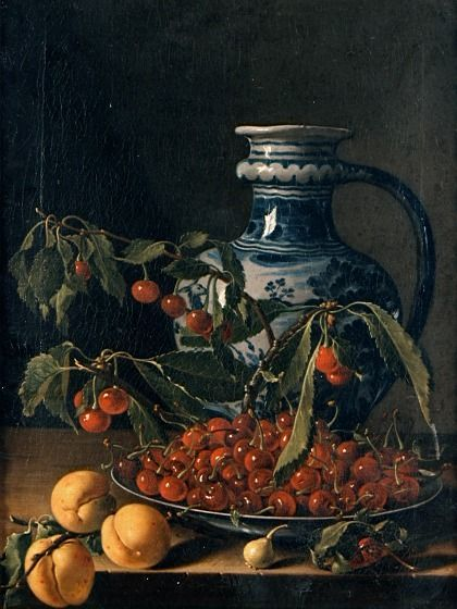 Luis Melendez Still Life with Fruits 18th century