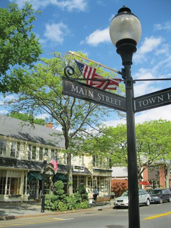 Falmouth on Cape Cod - A Bucolic town and active community-the second largest town on the Cape.