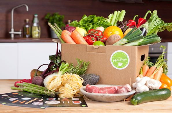 The Latest Game Changer: HelloFresh Recipe Delivery Service #SelfMagazine