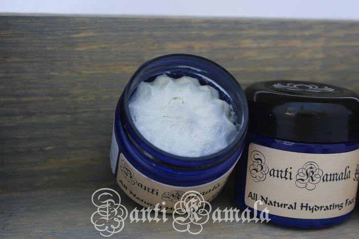 Handmade natural face wash, natural gentle face scrub and natural face cream