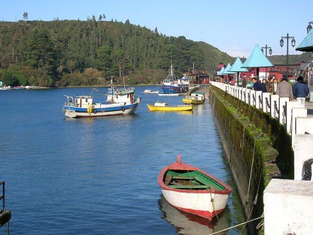 Angelmó Puerto Montt (Chile)   Sinbad