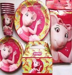 Angelina Ballerina Party Supplies