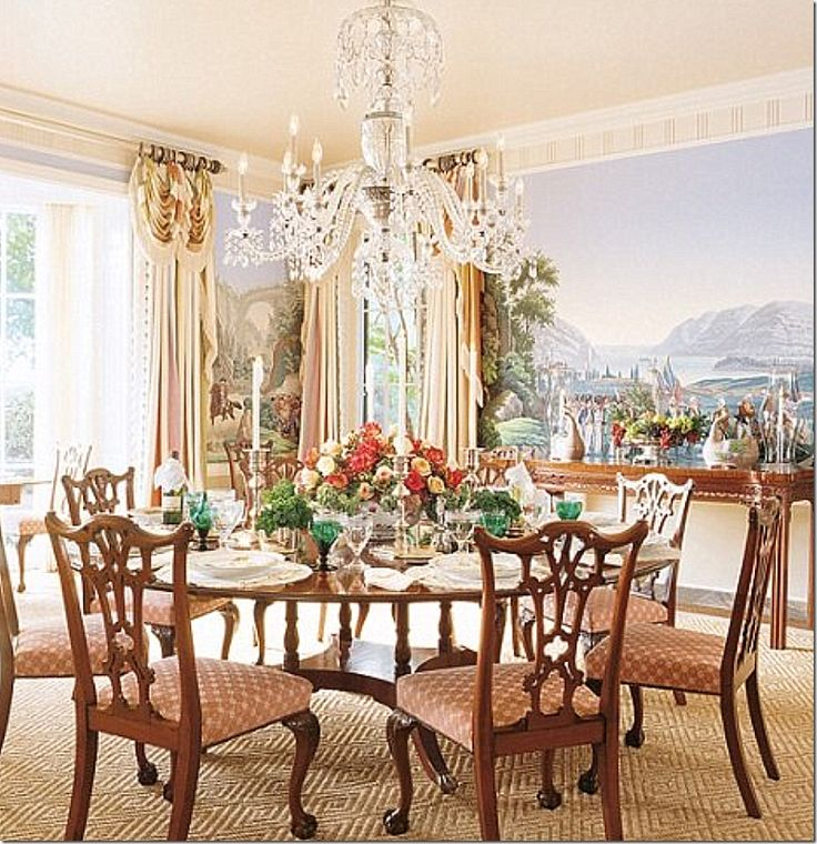 142 Best Dining Rooms Images On Pinterest