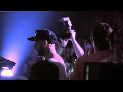 Damian Lazarus LIVE @ Alux Cave (Playa Del Carmen, Mexico) [1.7.2012]