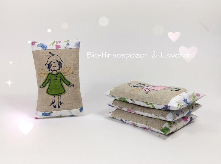 Duftkissen & -säckchen - Lavendelkissen - ein Designerstück von daisylike bei DaWanda