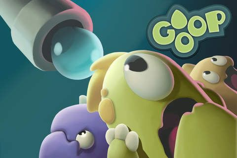Goop | By Fine & Dandy Games | Description | OVER 600k DOWNLOADS!!! | IDEAL FOR KIDS AND CASUAL GAMERS!!! Play if you want to pass some time by.