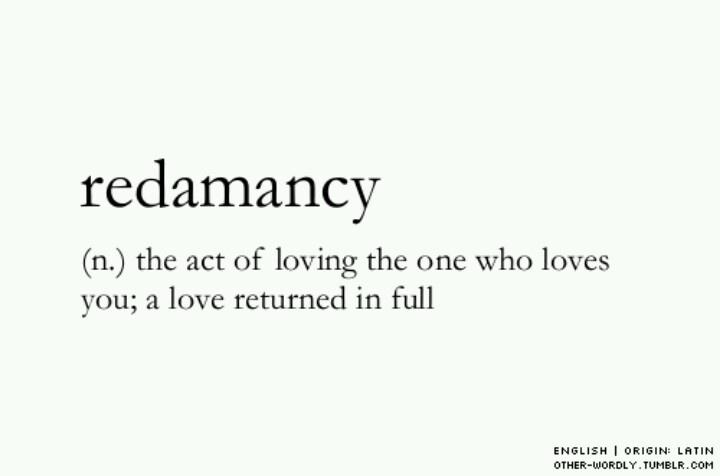 Love returned in full ❤