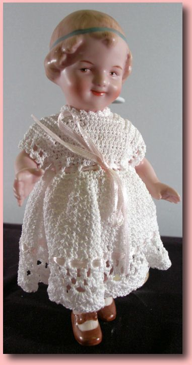 Porcelain Dolls for Sale - Heubach's Edelweiss
