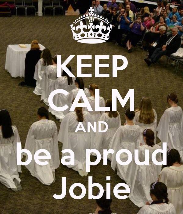Be a jobie :)