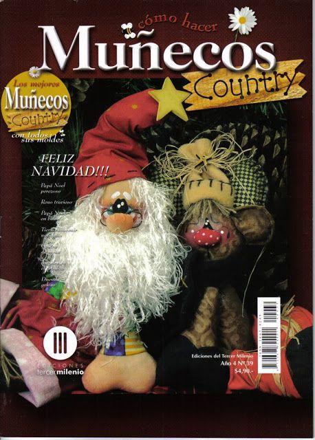 Como Hacer Muñecos Country n39 - REVISTAS DIVERSAS - Picasa Web Albümleri