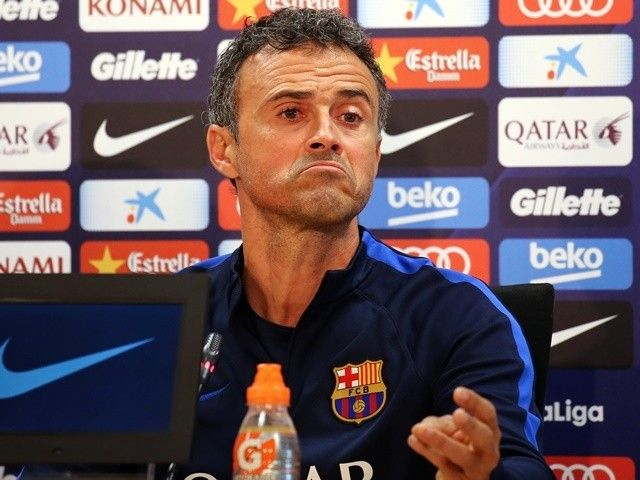 Luis Enrique: 'Barcelona injuries are no excuse to lose' #Champions_League #Barcelona #Football