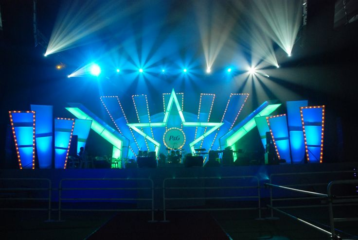stock detail concert stage official psds stage ideas