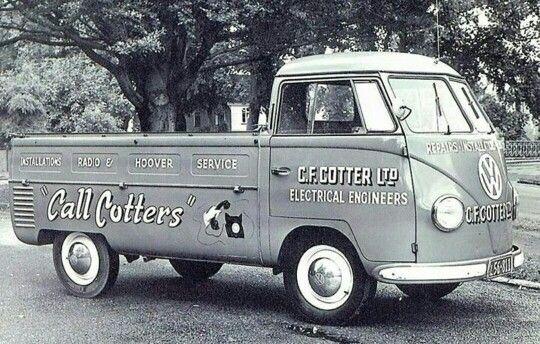 VW ute
