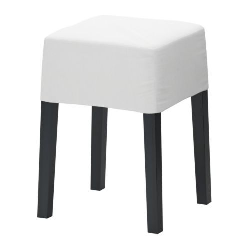 NILS Stool IKEA Padded seat for enhanced seating comfort. Removable, machine washable cover; easy to keep clean.