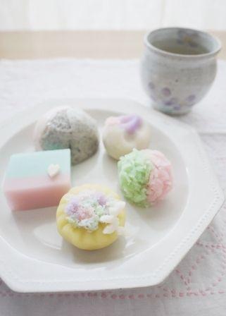 ☆ Wa-gashi / Japanese sweets
