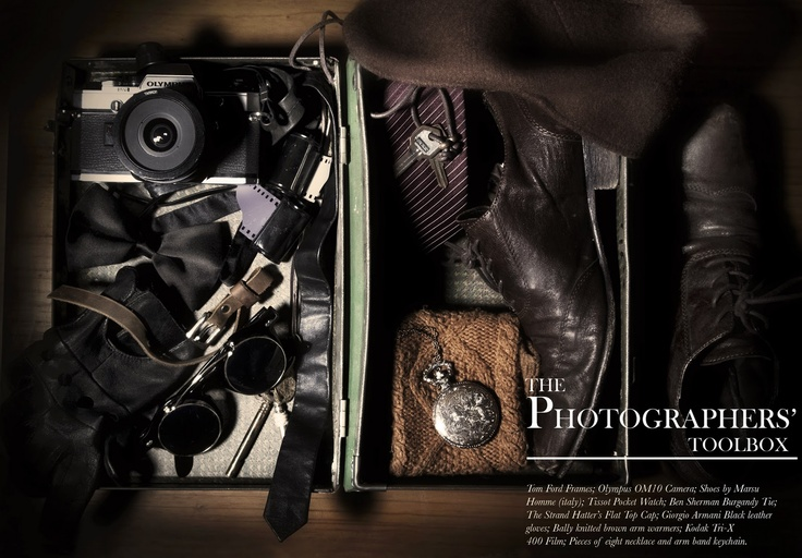 The photographers toolbox