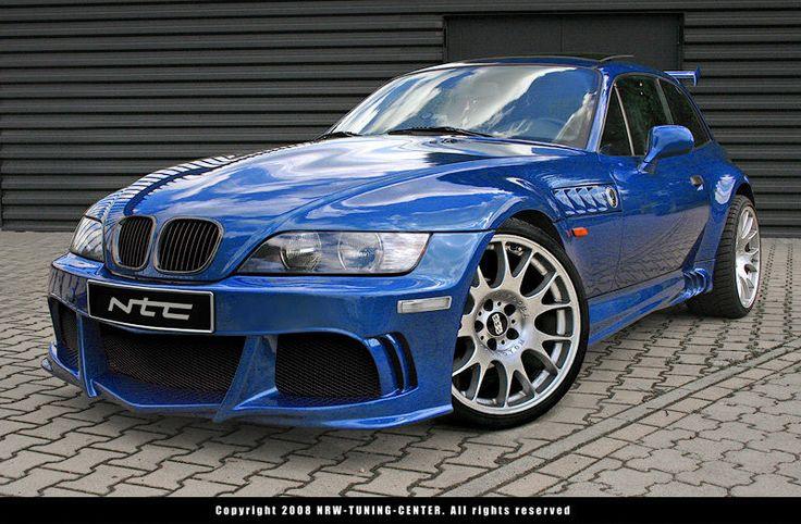BMW Z3 Frontstoßstange Stoßstange Frontschürze Exclusiv-Line