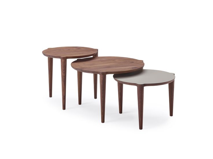 NAVER COLLECTION | AK 510-552 ORBIT Coffee Tables | Design: Nissen & Gehl mdd.
