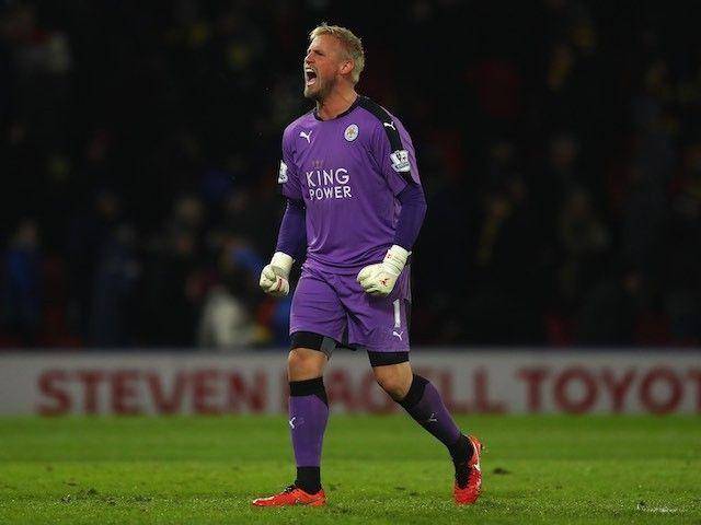 Report: Barcelona eye Leicester City's Kasper Schmeichel