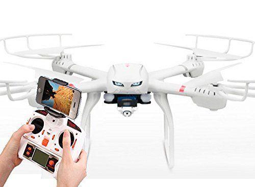 Drone MJX X101 FPV Video en Tiempo Real a Smartphone - http://www.midronepro.com/producto/drone-mjx-x101-fpv-video-en-tiempo-real-a-smartphone/
