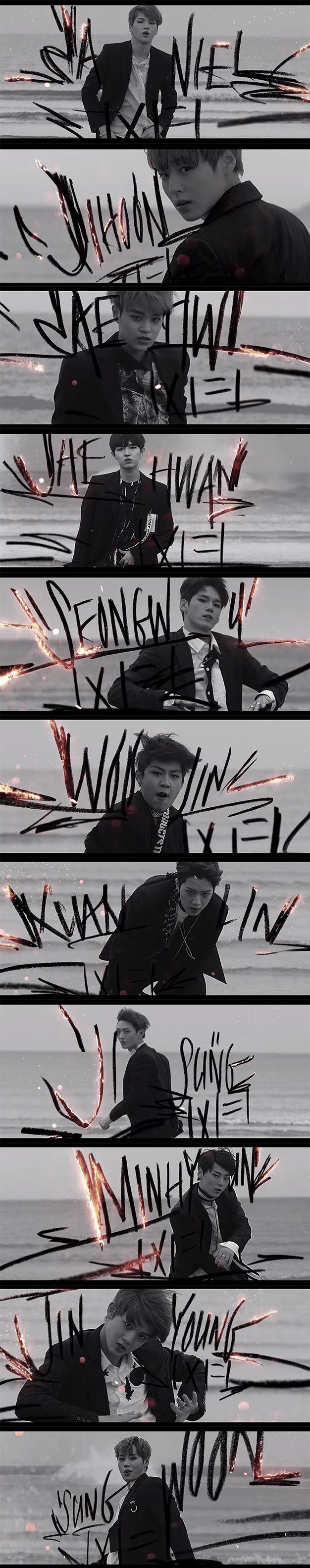 Wanna One - Burn it up MV