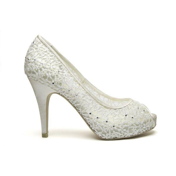 Zapatos blancos formales Menbur para mujer PFBmPcN