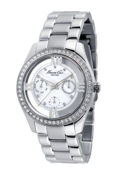 Kenneth Cole New York Men S Multifunction Bracelet Watch Style