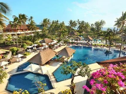 Bookingnya Via Traveloka Kece Jg Nih Buat Abis Lebaran Bisa Nginep Dan Liburan Disiniiiii Di Nusa Dua Beach HotelBali