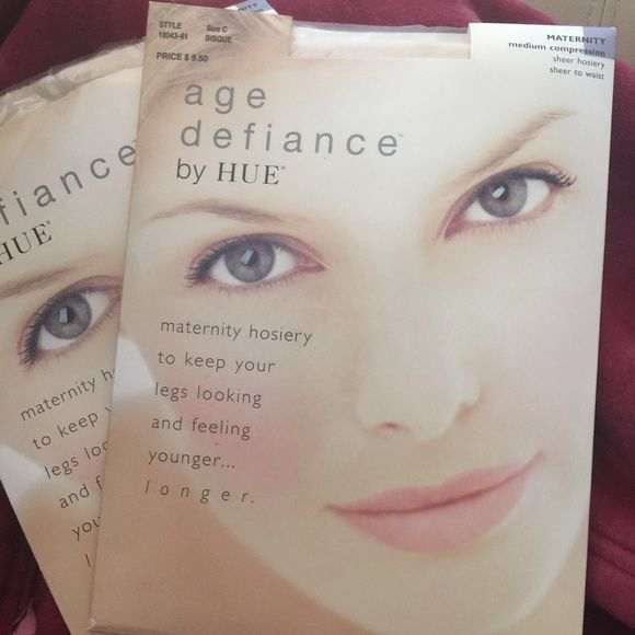 Maternity hosiery/2 packages for price Never worn original package maternity compression stockings. Color:Bisque HUE Other