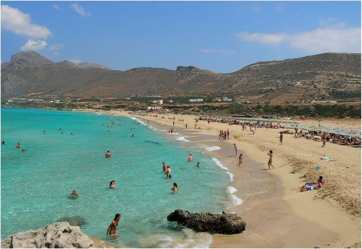 Super Cool 52 Beautiful Falassarna Beach, Crete @ Greece Check more at http://dougleschan.com/the-recruitment-guru/falassarna-beach/52-beautiful-falassarna-beach-crete-greece/