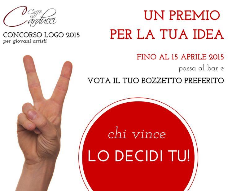 Al Caffè Carducci è ora di votare: scegli il bozzetto più bello e supportalo con il tuo voto. #caffècarduccirovigo #unpremioperlatuaidea  www.caffecarducci.com