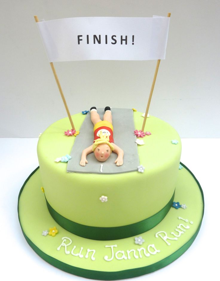 runner's cake - Google Search