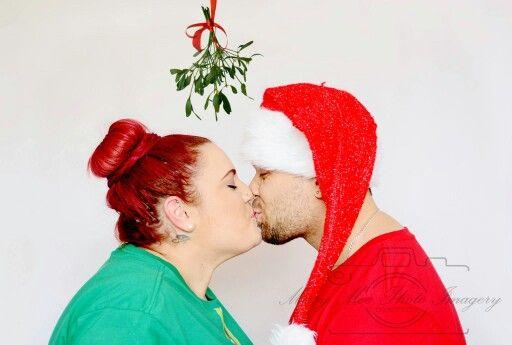 Couples Christmas shoot