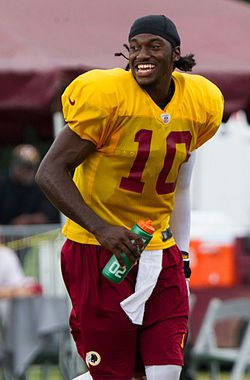 LOVE this MAN!  Robert Griffin III - Wikipedia, the free encyclopedia