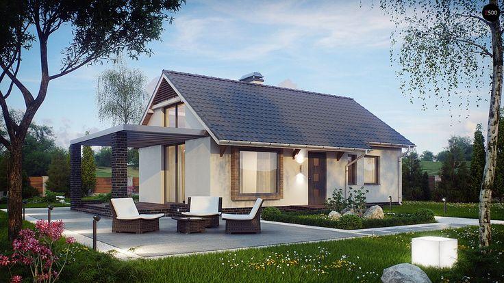 Case de vis mici pană in 70 m2 – 3 proiecte detaliate – Case De Vis
