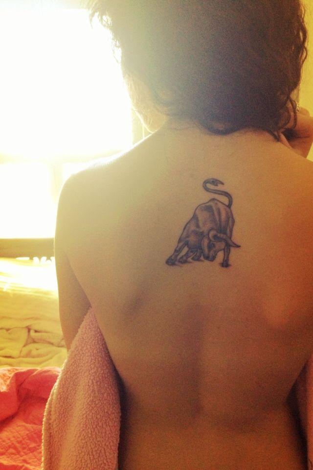 lambo bull tattoo back tattoos pinterest bull tattoos and tattoo