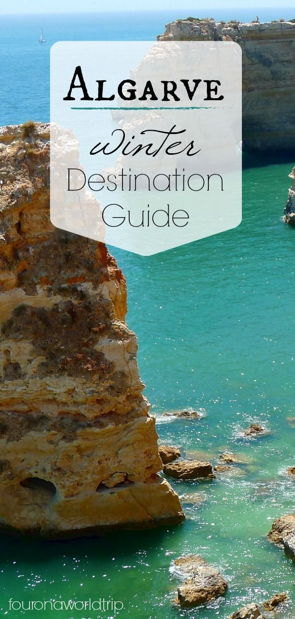 The Algarve in Portugal is THE finest winter vacation spot in Europe when you search f…