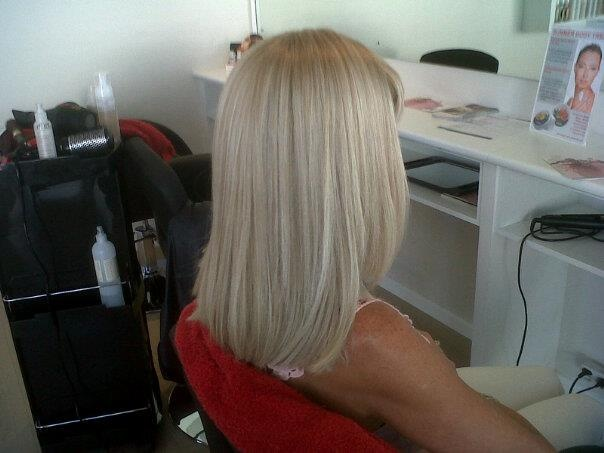15 best beige dream images on pinterest hairstyles hair for A step ahead salon