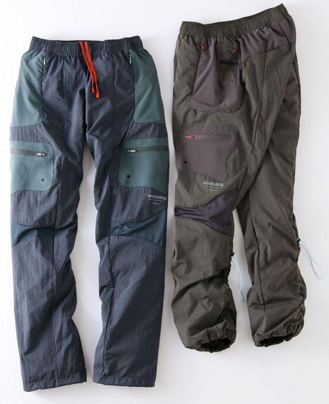 release date: 0b2ae 1abec Gyakusou SS 12 Pants   Fash   Fashion, Outdoor apparel, Mens activewear