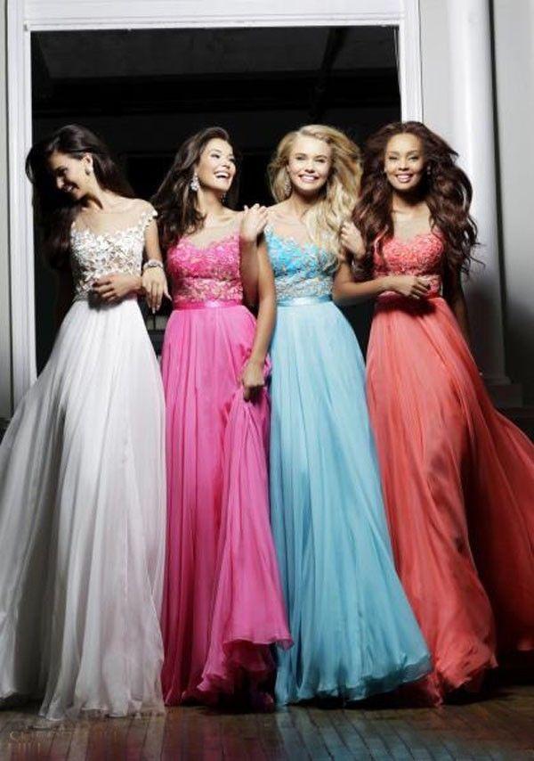 Mejores 223 imágenes de Bridesmaid Dresses en Pinterest | Vestidos ...